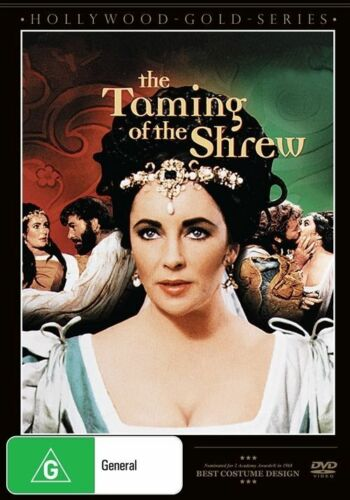 1 of 1 - TAMING OF THE SHREW DVD