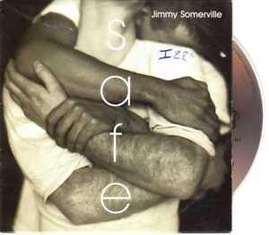 Jimmy-Somerville-Safe-CDS-1997-House-2TR-Cardsleeve-Hot-Tracks-France