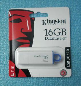 PENDRIVE-USB-3-0-16GB-CHIAVETTA-PENNA-16-GB-CHIAVE-KINGSTON-MEMORIA-DTIG4-16GB