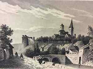 Chatillon-sur-seine-First-half-Xixth-Gold-Coast-Burgundy