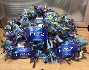 Knitting-Yarn-300g-Sirdar-Aquamarine-Multicolour-Fizz-Fancy-Spinning-Crafts-6L