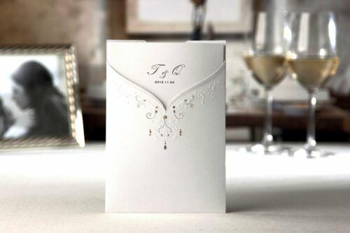 Laser cut wedding invitations,DIY invitations,Printable invitations/_XCW2011