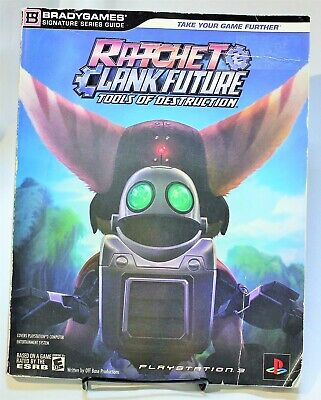 Ratchet Clank Future Tools Of Destruction Strategy Guide