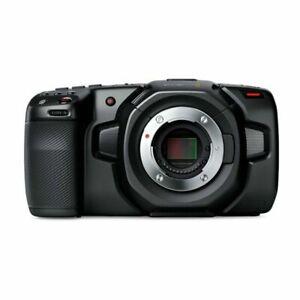 Blackmagic Pocket Cinema Camera 4K - Black