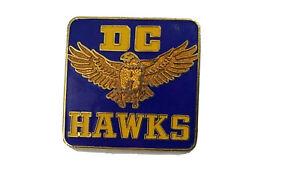 DC Hawks Lapel Hat Pin   F9