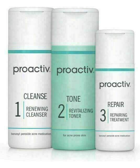 Proactiv Solution 3 Step Acne Treatment System 30 Day Starter Pack For Sale Online Ebay
