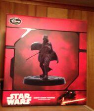 Disney Store Visa Chase Star Wars Limited Edition Darth Vader Figurine 2015 ~NEW