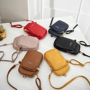 Ladies-Leather-Messenger-Cross-Body-Shoulder-Bag-Women-Phone-Purse-1-free-wallet