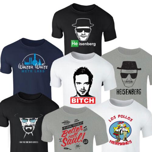 Heisenberg breaking bad los pollos hermanos Jesse Rose mieux appeler Soul T shirt