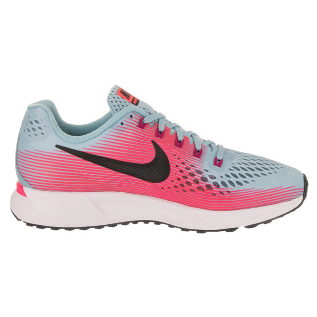 af96f1fe500 Nike Air Zoom Pegasus 34 Womens Running Shoes 8.5 Wide Mica Blue ...