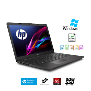 Notebook-Hp-255-G7-15-6-034-A4-9125-Ram-4Gb-SSd-M-2-256-Gb-Windows-10-Professional