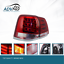 For-Toyota-Landcruiser-200-Series-2008-2011-LED-Tail-Light-Red-Clear-Rear-Lamp thumbnail 1