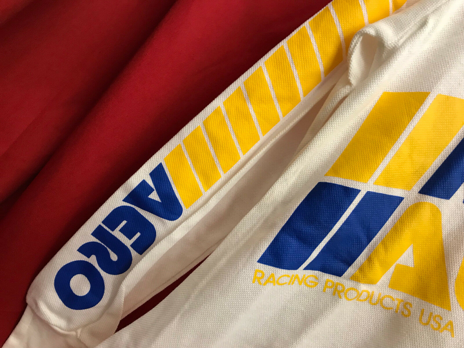 100% NOS BMX oldschool AERO factory S/EU176cm/38in/96cm race shirt S/EU176cm/38in/96cm factory longsleeve 2ffb48