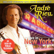 RIEU, ANDRE-RADIO CITY - LIVE IN CD NEW