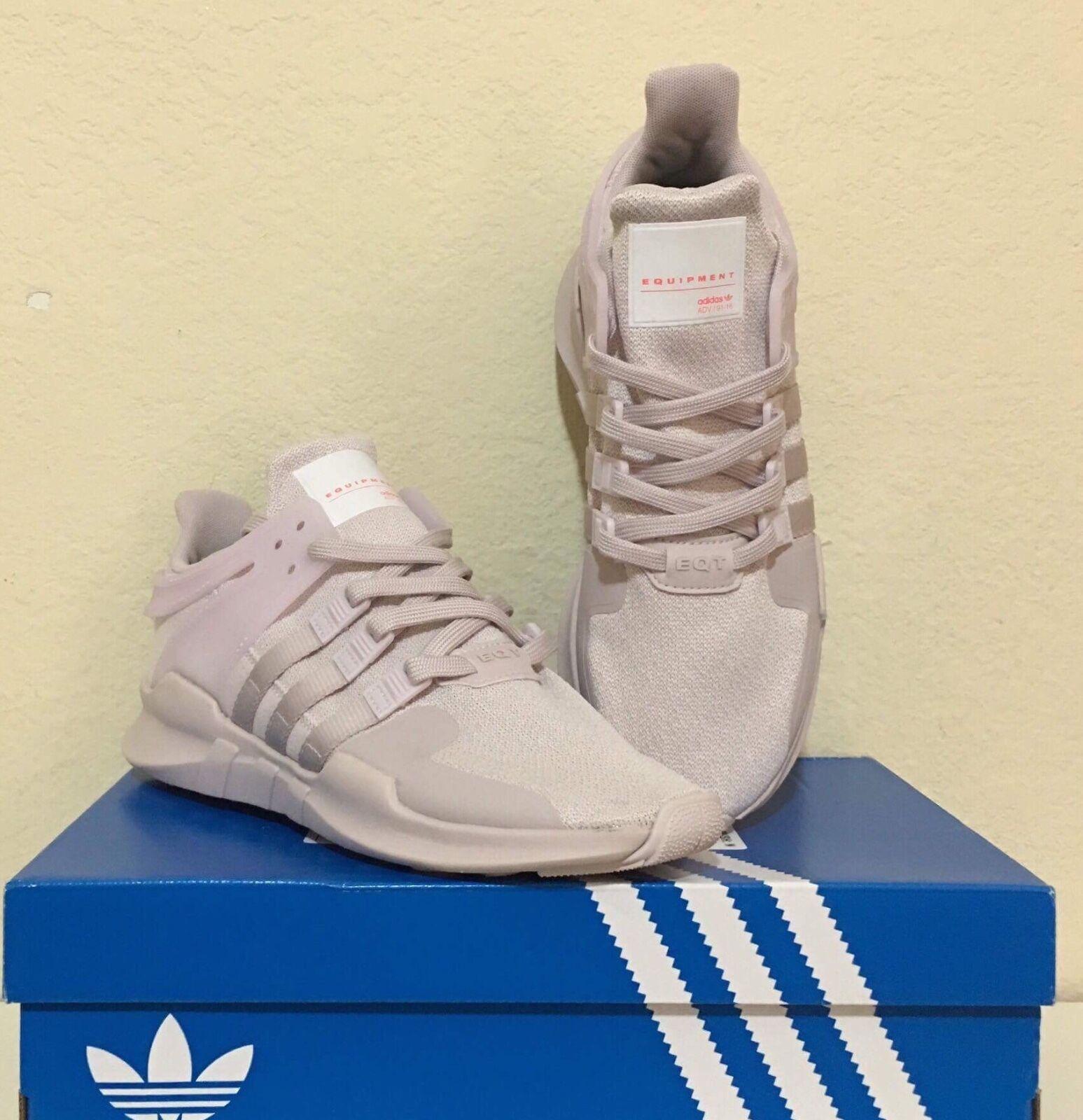 Le attrezzature di avanzati supporto delle scarpe adidas avanzati di in ghiaccio viola (7,5 - 8) 9fc913