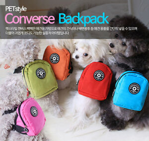 PETSTYLE-CONVERSE-BACKPACK-S-M-Small-Dog-Carriar-Adjustable-Strap-Puppy-Cat-Pet