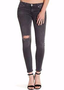 Horizon jeans Super Msrp grijs stretch Krista 00 Skinny 198 Enkel Hudson xw6TYASq