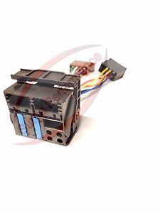 Quadlock-ISO-Car-Radio-Adapter-Cable-VW-GOLF-JETTA-PASSAT-SHARAN-t5-Touran