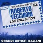 Live Collection CD+DVD von Roberto Vecchioni (2013)