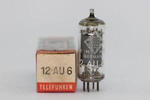 12AU6-TUBE-HF94-TUBE-TELEFUNKEN-BRAND-TUBE-NOS-NIB-RC107
