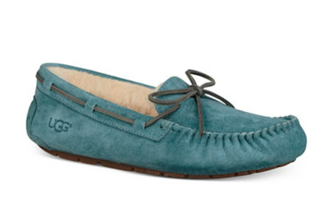 NIB Women's Dakoto Moccasin Slippers Size 7