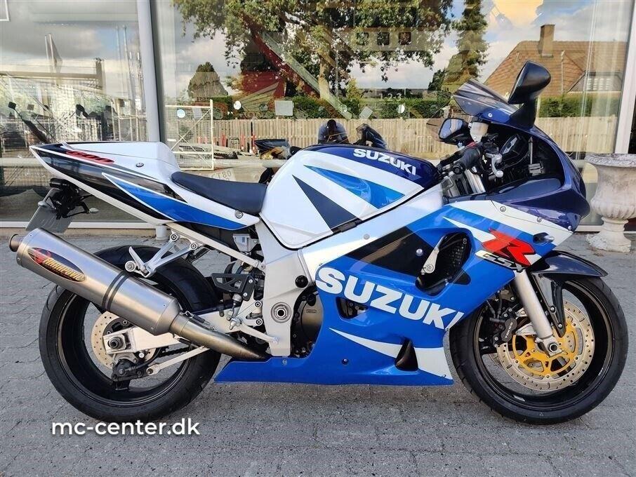 Suzuki, GSXR 1000, ccm 39999