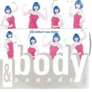 AEROBIC-WORKOUT-CD-album-BODY-amp-SOUNDS-GILTON-039-S-NEW-CHOICE-vol-3-DC3