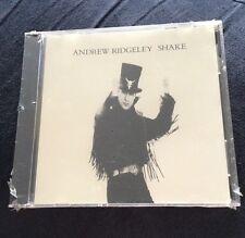 **RARE DEMO SEALED U.S CD**Shake~Andrew Ridgeley (George Michael/Wham!)