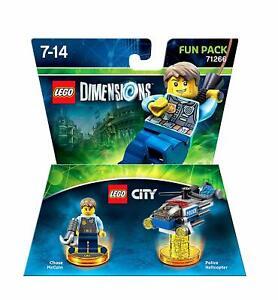 Lego-Dimensions-Lego-City-Amusant-Paquet-Neuf-Scelle