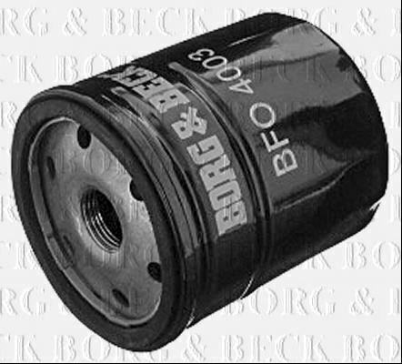 BORG /& BECK OIL FILTER FOR FORD ESCORT CONVERTIBLE 1.4 55KW