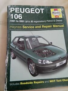 Peugeot-106-haynes-workshop-manual-1991-2001-petrol-amp-diesel-inc-rallye-amp-16V