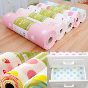 Flower Shelf Sticker Paper Kitchen Table Cabinet Drawer ...