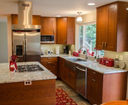 Cabinets 1ikea Grimslov Medium Brown Glass Door For Sektion Kitchen Cabinet 18x40 18 X40 Home Garden