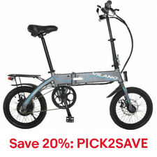 "Vilano Quark 16"" Electric Folding Bike, 20% off: PICK2SAVE"