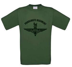 1 Para Parachute Regiment I pre-shrunk Cotton T-Shirt