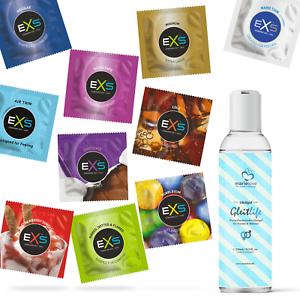 Kondom Auswahl - versch. Condome Präservative - 100-500 Stk. mit Geschmack 💕🍌