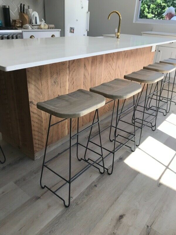 Stools, steel stools, steel, recycled, bar stools, bar, Coneytimbers, 10 seater Oregon, 12 seater