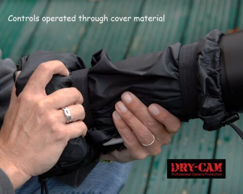 Dry Cam Professional All Weather Waterproof Camera Cover