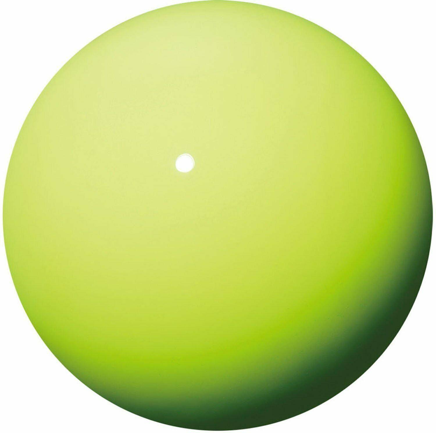 Sasaki Japan RG Rhythmic Gymnastics Middle  Ball Dia 17cm M-20B Lime Yellow  hot sale