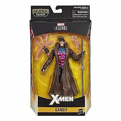6x lot Marvel Legends X-Men GAMBIT JUBILEE LOOSE Caliban Wave IN STOCK!!!