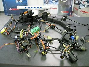 Cool Yamaha Outboard F225 Wire Harness Assembly 69J 82590 10 00 Ebay Wiring 101 Photwellnesstrialsorg