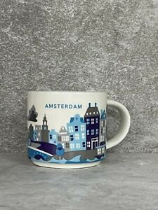 Starbucks-Mug-YAH-Amsterdam-Netherlands-14oz-Box-amp-SKU