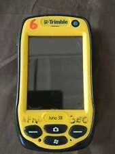 Trimble Juno 3B Handheld GPS TNJ31, only power on
