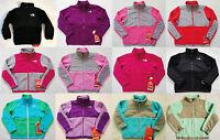 The North Face Girls Youth Denali Fleece Jacket Coat Kids Children Xxs-xl