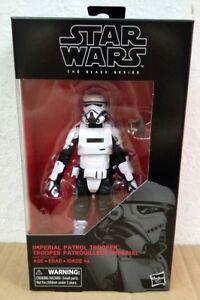 """In STOCK Star Wars Black Series /""""Imperial Patrol Trooper #72/"""" Action Figure"""