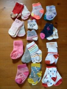 New Gymboree Girls/' Newborn /& Toddler 1-Pair or 2-Pair Socks