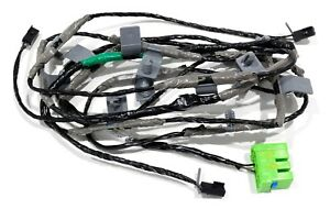 oem new roof marker lamp light wiring harness 03 07 silverado sierra rh ebay com Adobe Update 07 Yukon