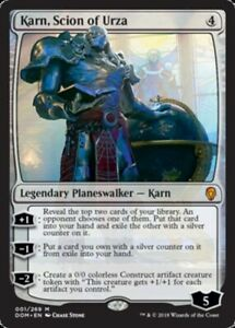 Karn-Scion-of-Urza-Foil-x1-Magic-the-Gathering-1x-Dominaria-mtg-card