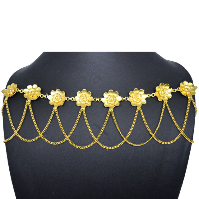 New Indian Bollywood Bridal Wedding Jewellery Sari Belt Sale!!!