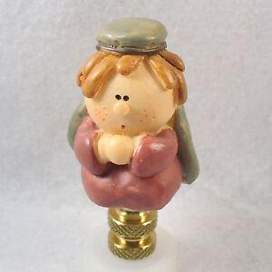 Lamp-Finial-Christmas-Nativity-Figure-Mary-8H